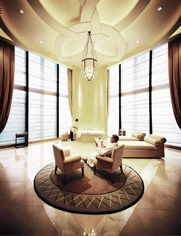 The Original Private Suite, Luxury Spa Series, Crown Resorts Melbourne