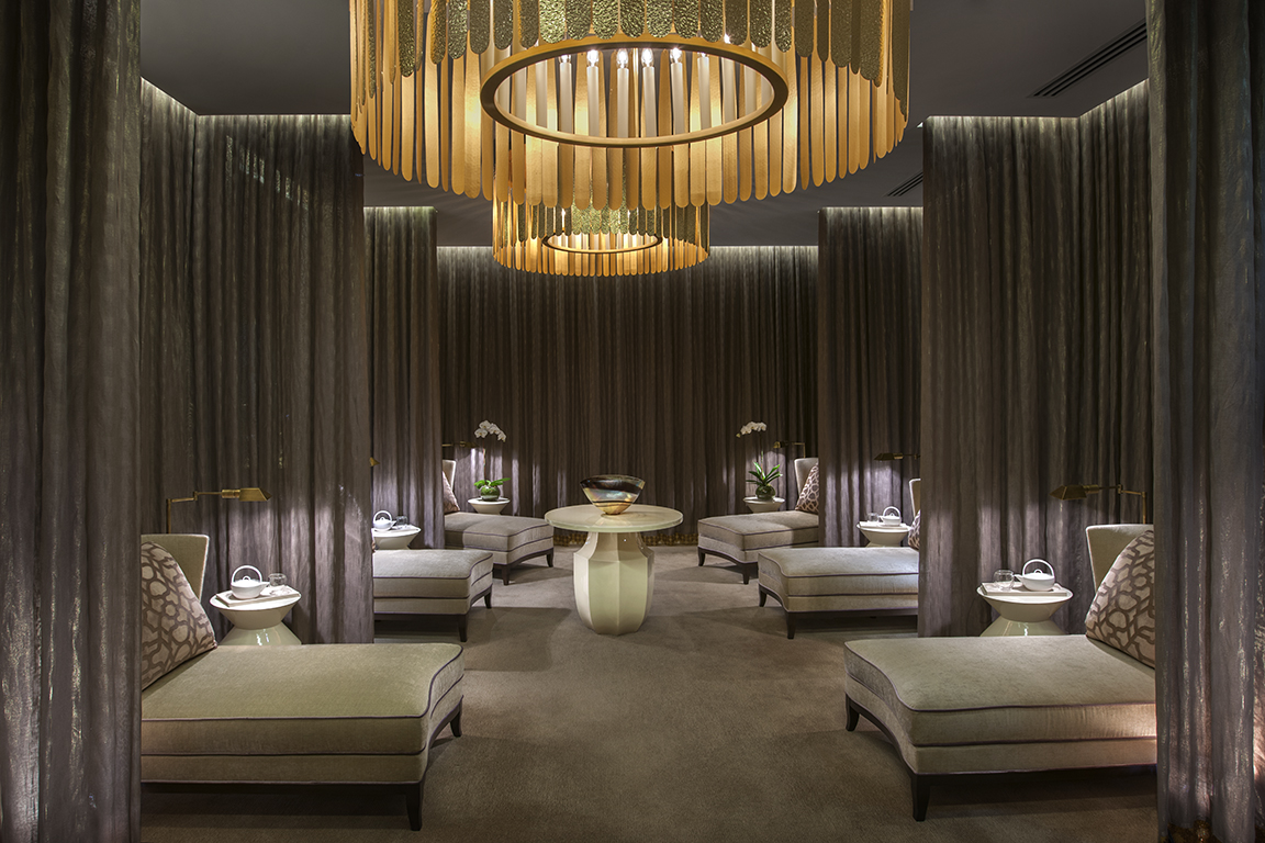 Relaxation Lounge, Crown Resorts Melbourne