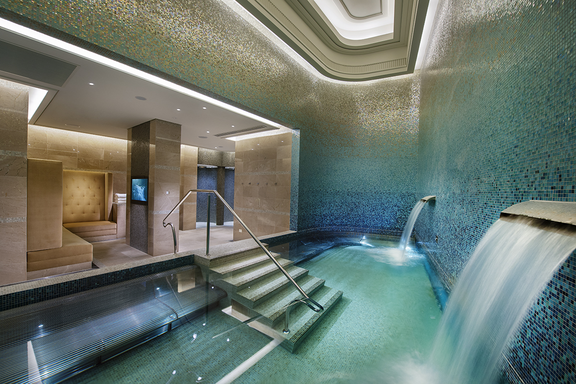 Vitality Pool, Luxury Spa Series, Crown Resorts Melbourne