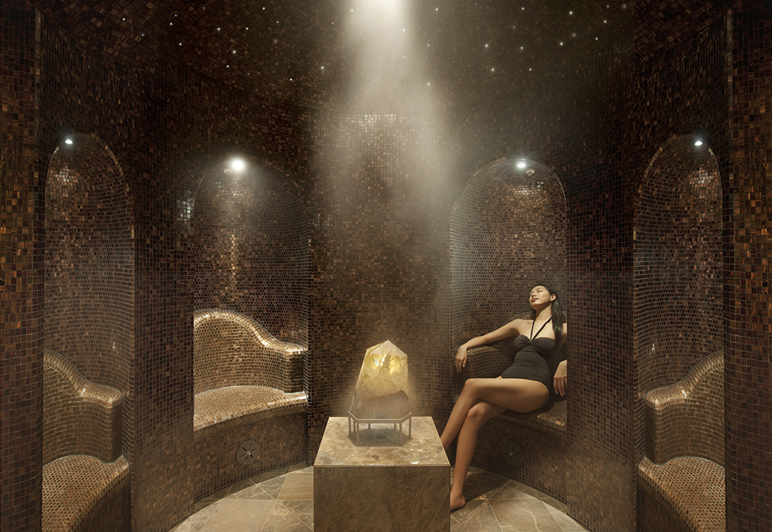 """Hamam"" Luxury Spa Series, The Landmark Mandarin Oriental Hong Kong"
