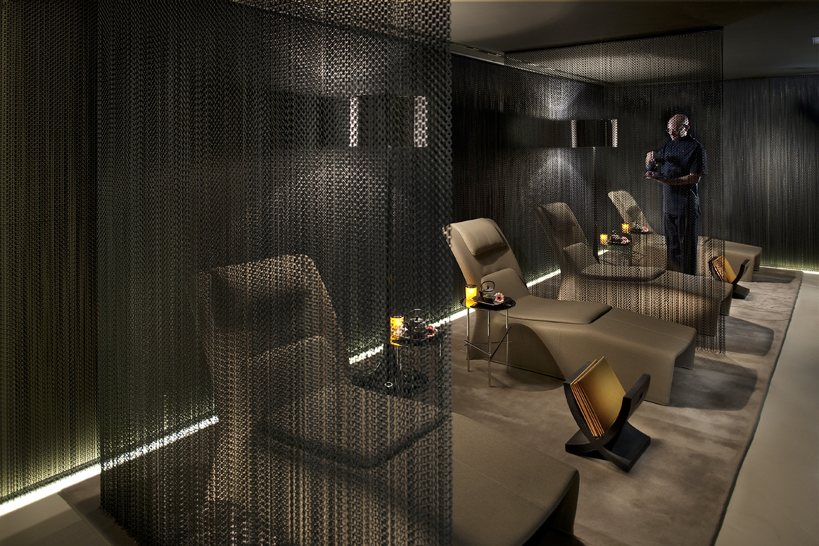 Relaxation Lounge, Luxury Spa Series, Mandarin Oriental Barcelona