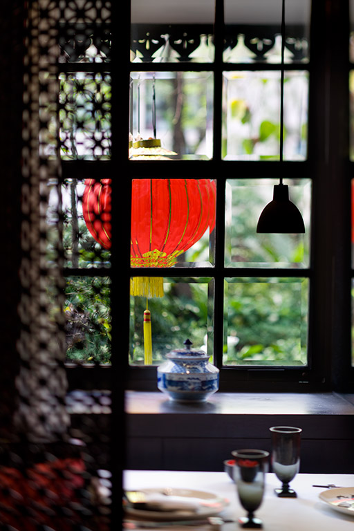 The China House at Mandarin Oriental Bangkok