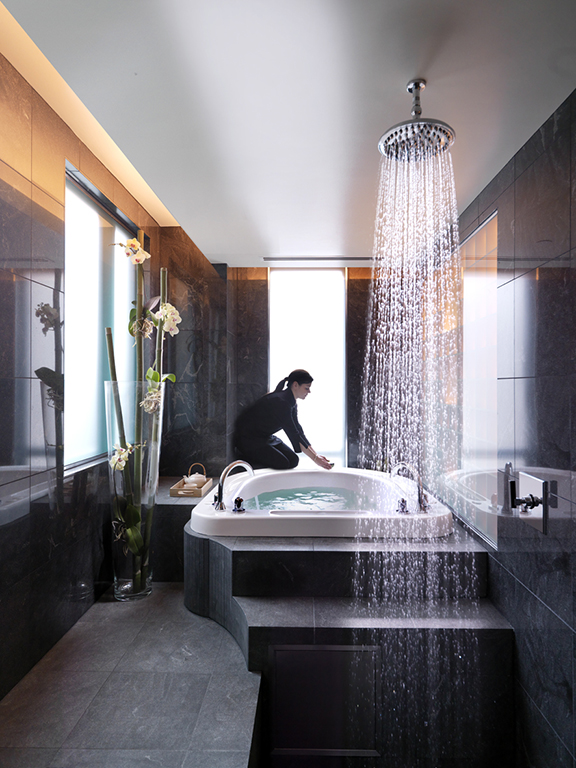 Spa & Wellness, Luxury Spa Series, Mandarin Oriental Boston