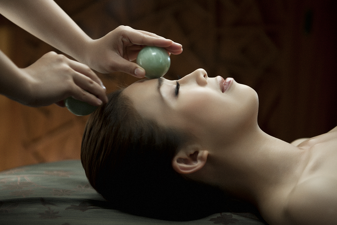 Meditation Ball Massage - Bao Ding, Luxury Spa Series, Mandarin Oriental Macau