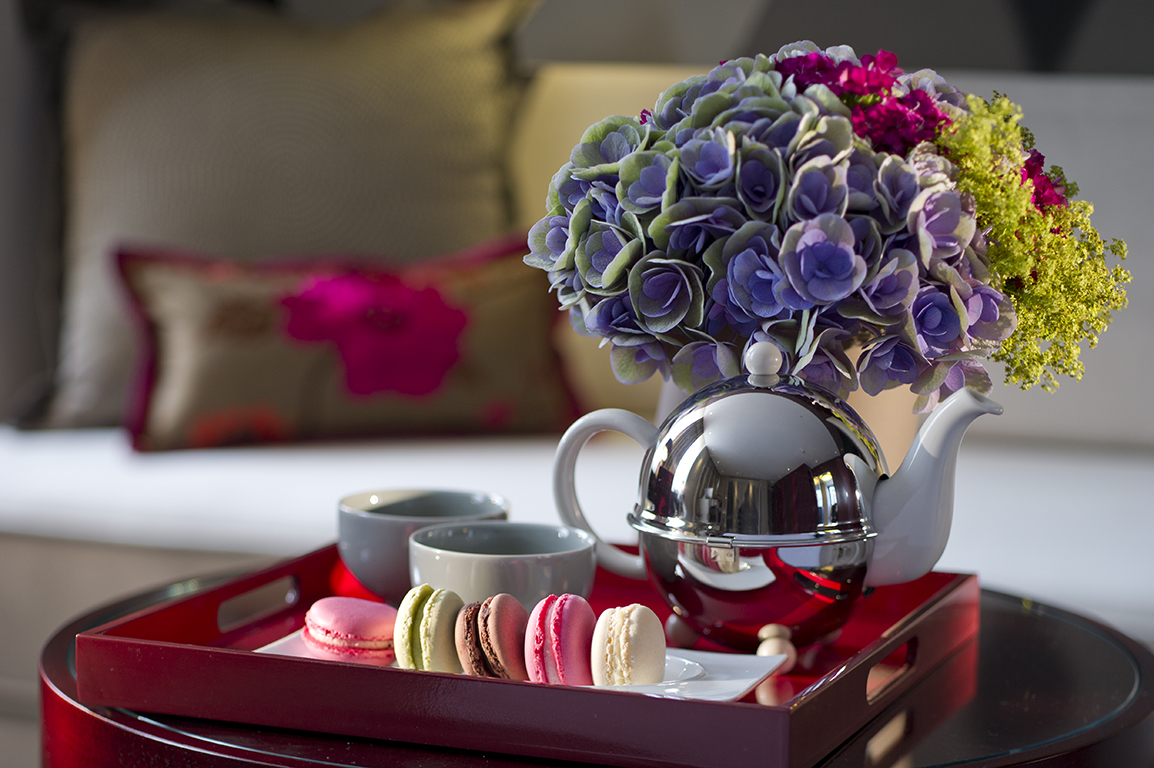 Cameo of luxury at Mandarin Oriental Hotel Paris