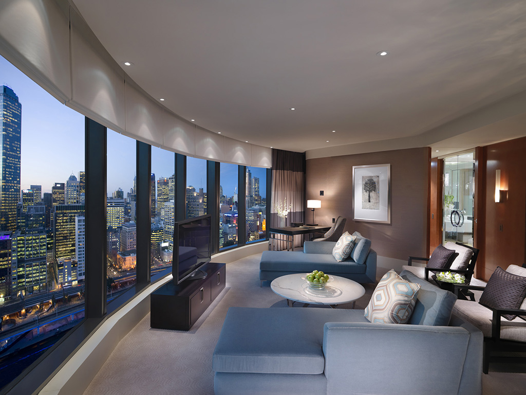 Premier and Premier Club Suites, Crown Towers Melbourne