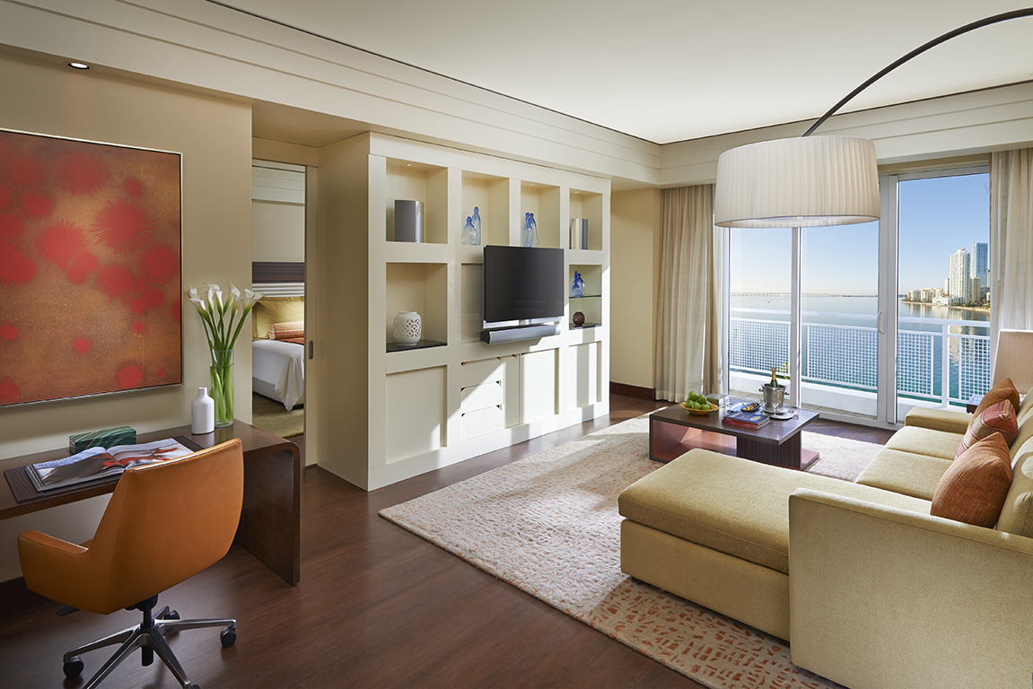 Suite at Mandarin Oriental Miami