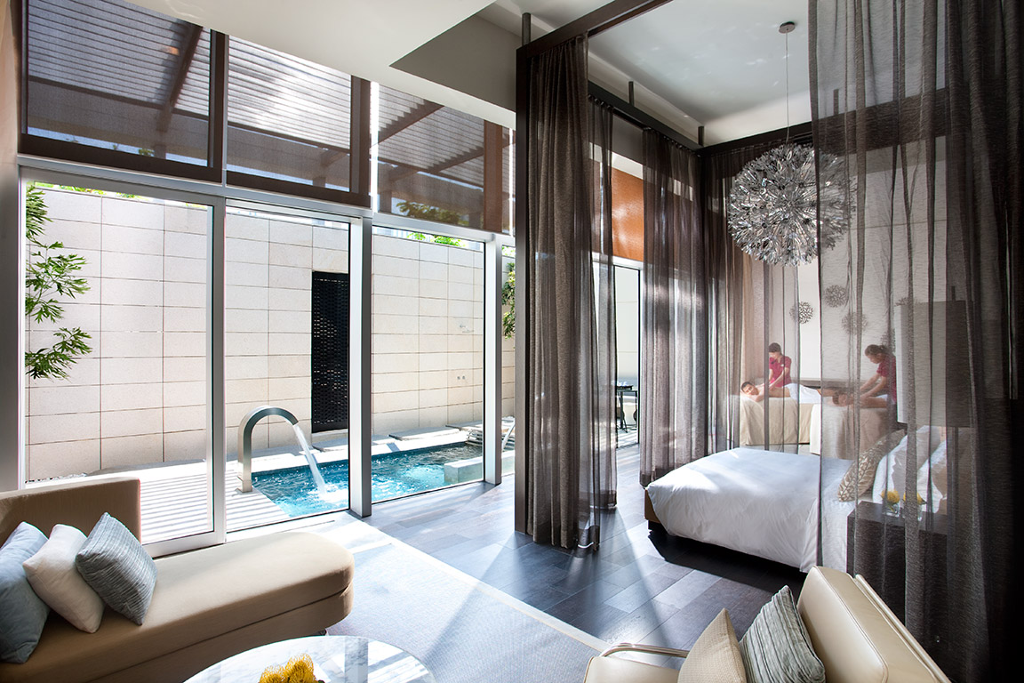 Luxurious Couple's Suite at City of Dreams, Crown Resorts, Macau