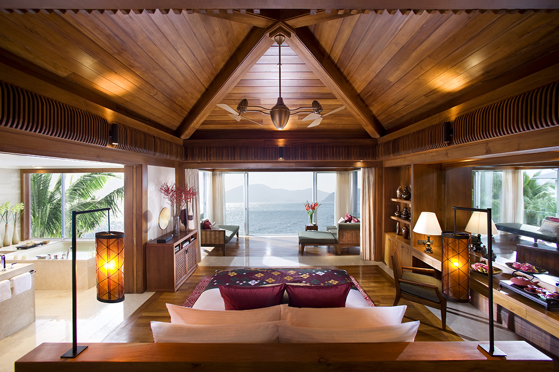 Luxury secluded Villa at Mandarin Oriental Sanya, Hainan Island, China