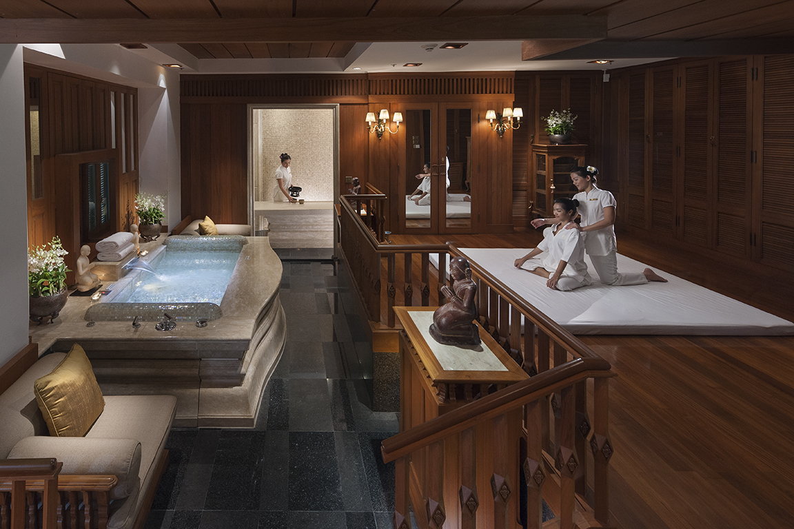 The Spa Mandarin Oriental Bangkok