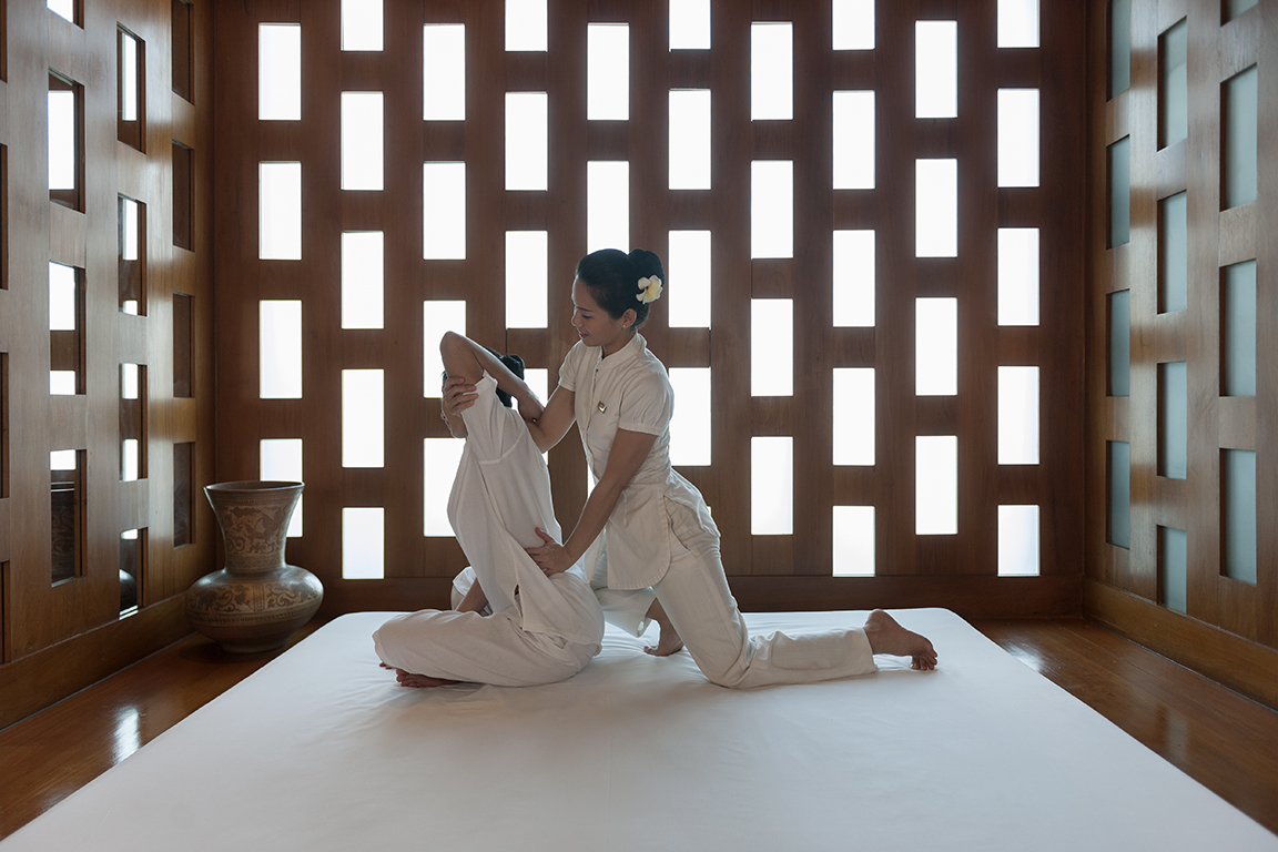"""Thai Massage"" The Original Luxury Spa, Luxury Spa Series, Mandarin Oriental Bangkok"