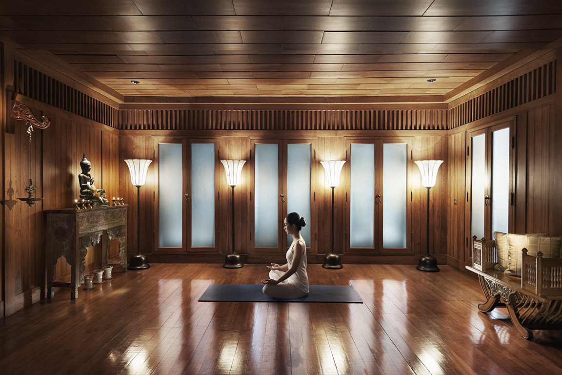"""Yoga"" The Original Luxury Spa, Luxury Spa Series, Mandarin Oriental Bangkok"