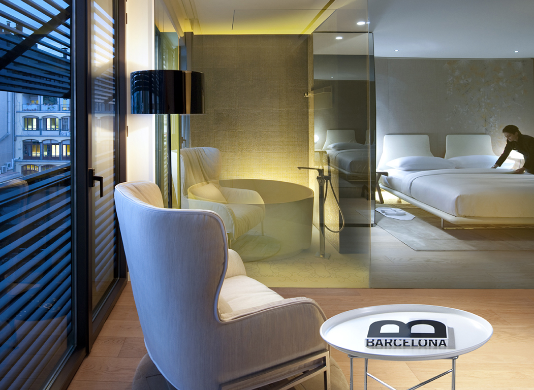 A Room at the Mandarin Oriental Barcelona