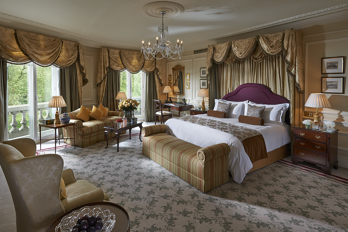 Presidential Suite overlooking Hyde Park, Mandarin Oriental Hyde Park London