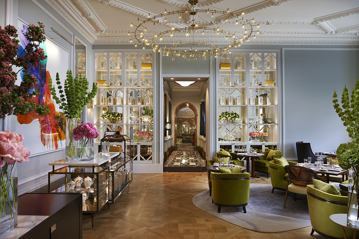 The Rosebery, Mandarin Oriental Hyde Park London