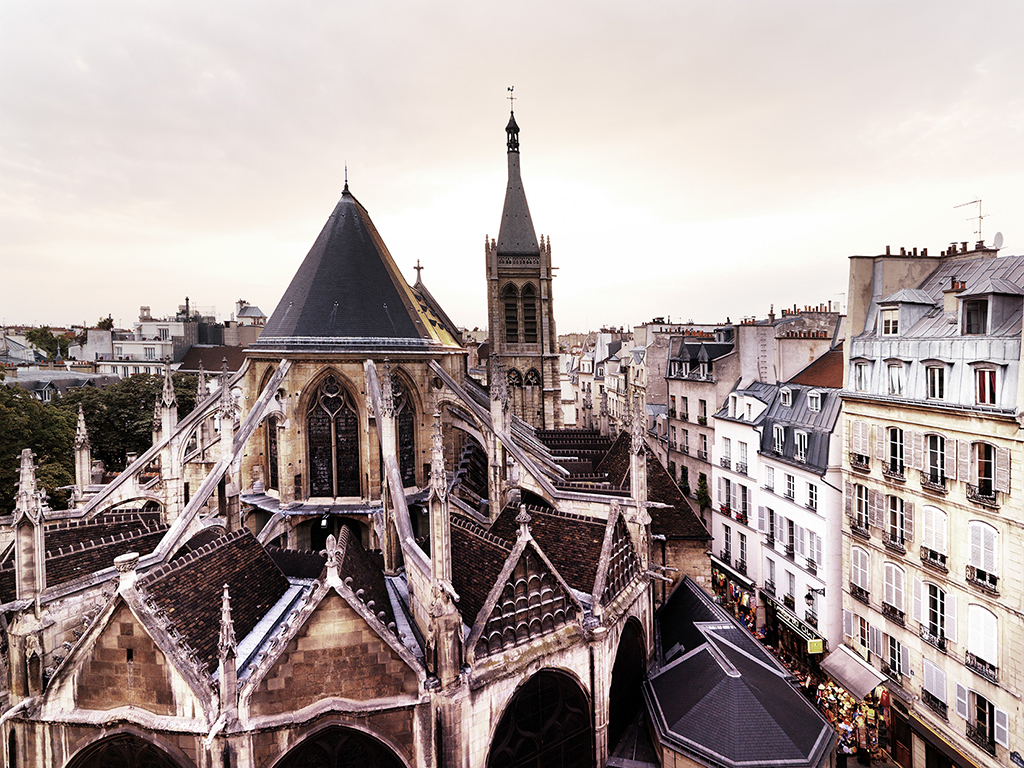 St Severin, St Michel, Paris